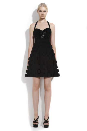Herve Leger Beaded Dress